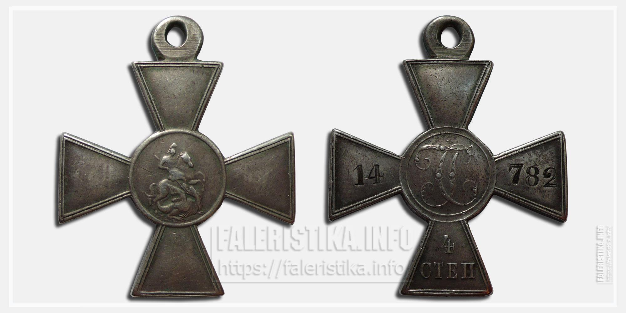 Знак отличия Военного ордена