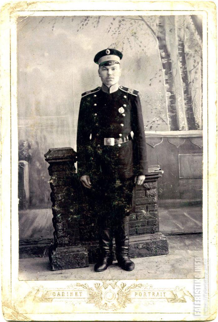 Рядовой 10-го гренадерского полка