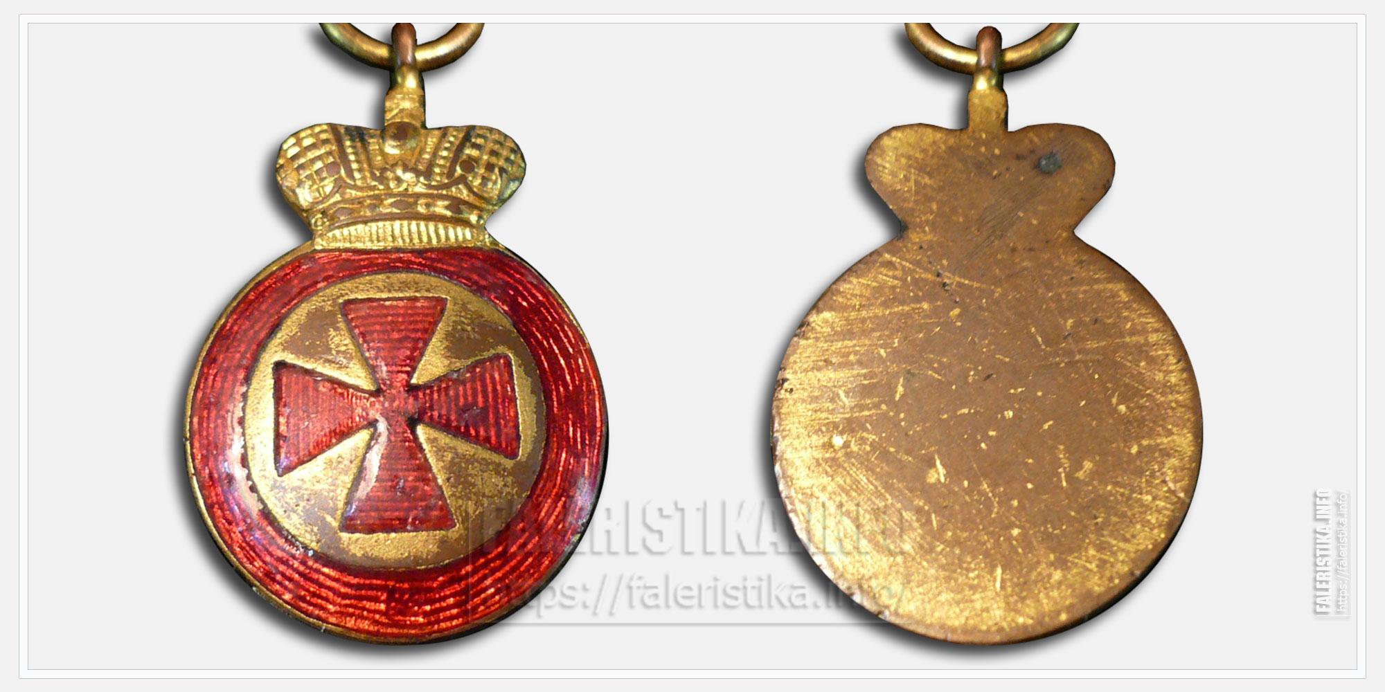 Знак Ордена Святой Анны 4 степ, для награждения иностранцев